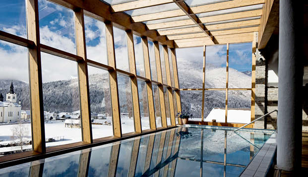 Relax en un hotel de 4* en el corazón de los Alpes julianos (desde 2 noches)