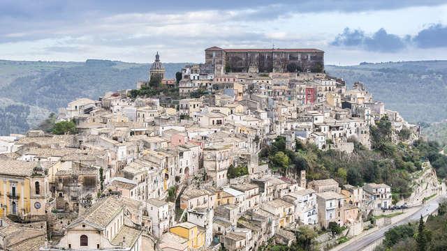 Merveilleux séjour en Sicile dans la campagne verdoyante d'Ispica