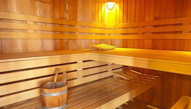 Hotel Arrows - sauna