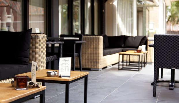 Hotel Arrows - terrace