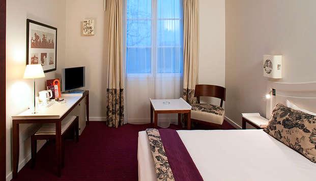 Mercure Relays du Chateau Rambouillet - room