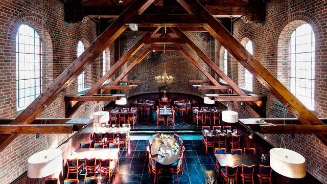 Romantisme dans un ancien monastère à Breda