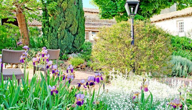 Chateau de Perigny - garden