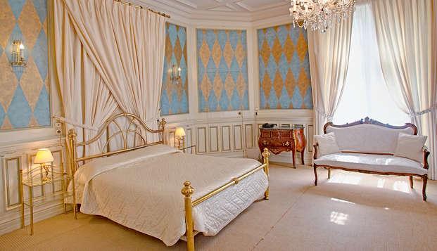 Chateau de Perigny - room
