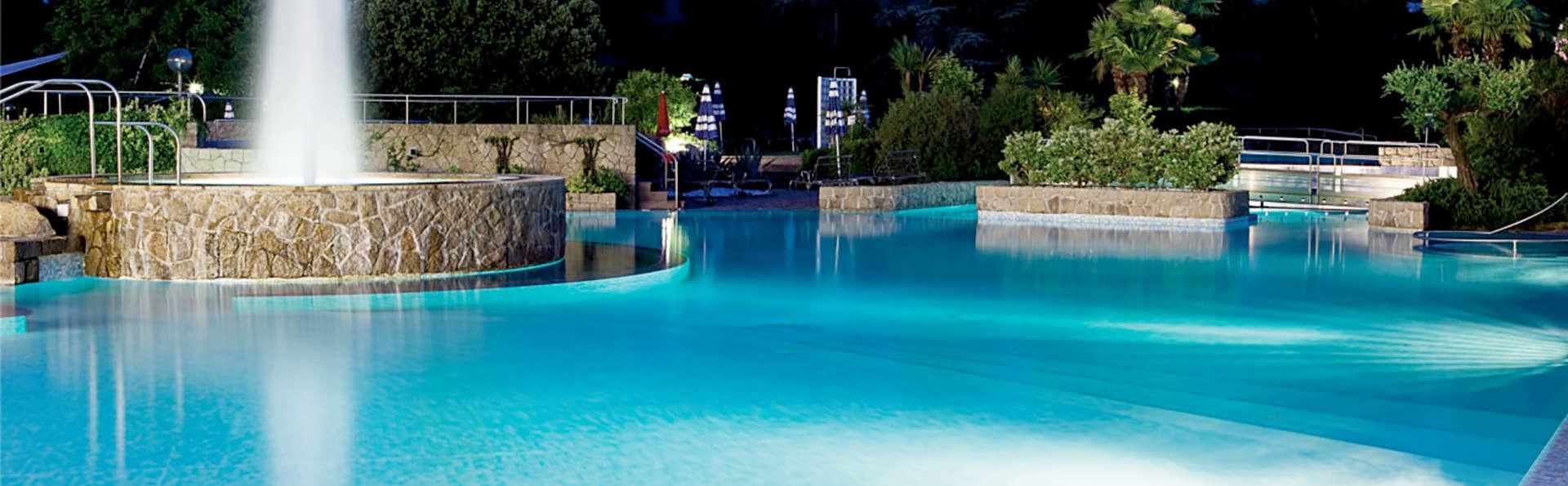 Terme e relax nel verde dei Colli Euganei a Galzignano Terme