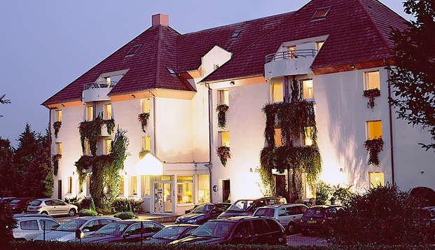Hotel Les Jardins d Adalric - Obernai - facade