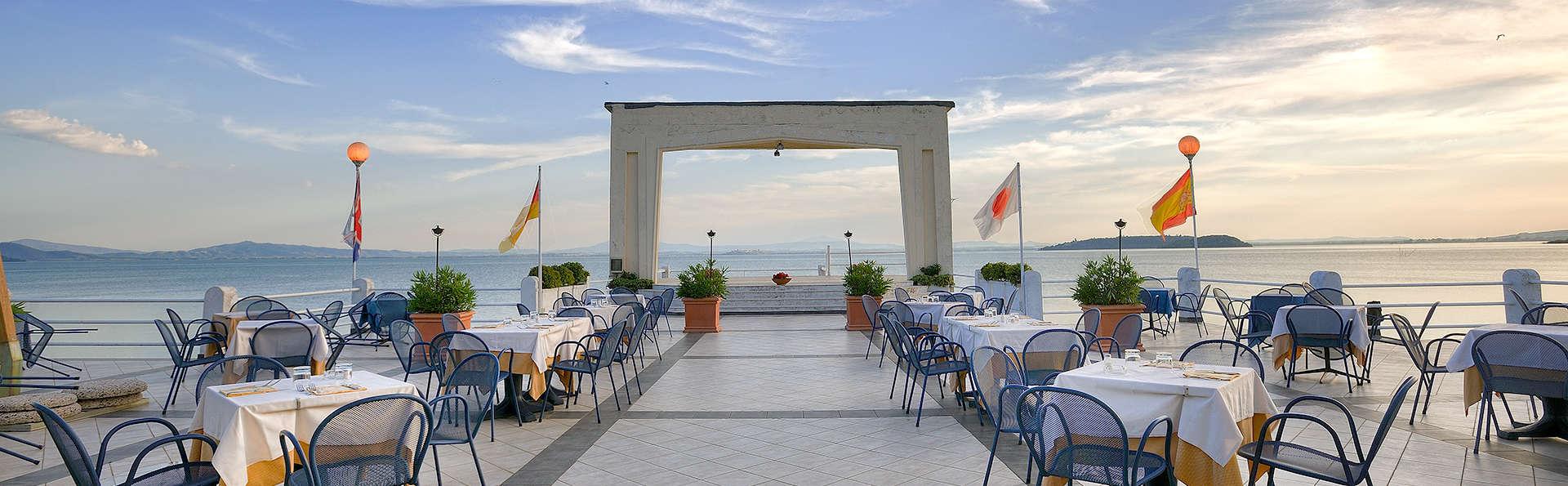 Soggiorno in offerta  in Umbria: dormi 4 notti, paghi 3 sul Lago Trasimeno