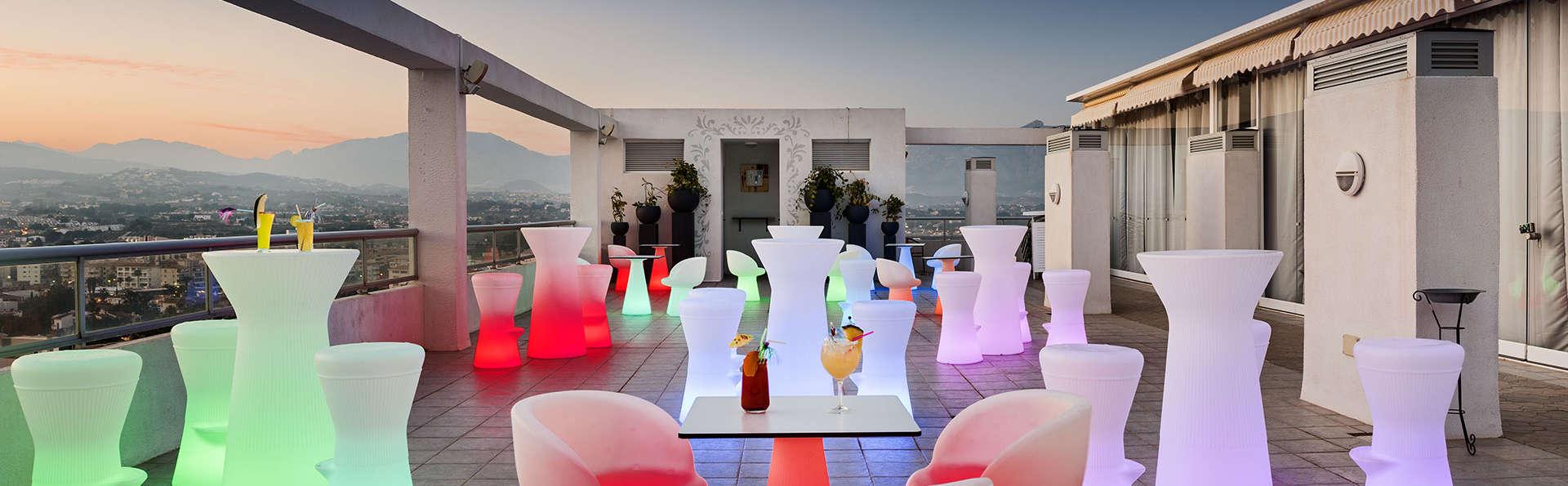 Escapada relax en media pensión con magníficas vistas desde el restaurante