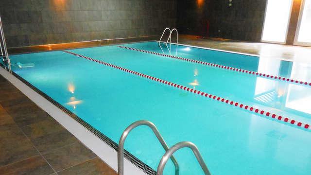 Hotel Tactica - HotelTactica piscina