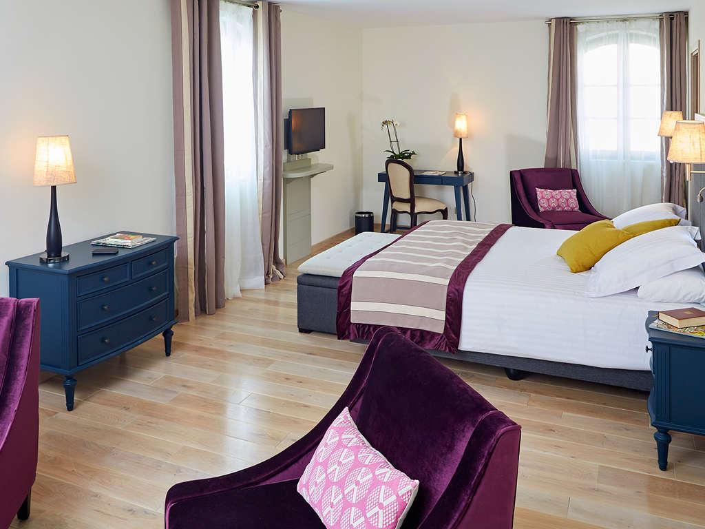 Séjour Eure-et-Loir - Week-end détente en chambre Deluxe près de Chartres  - 4*
