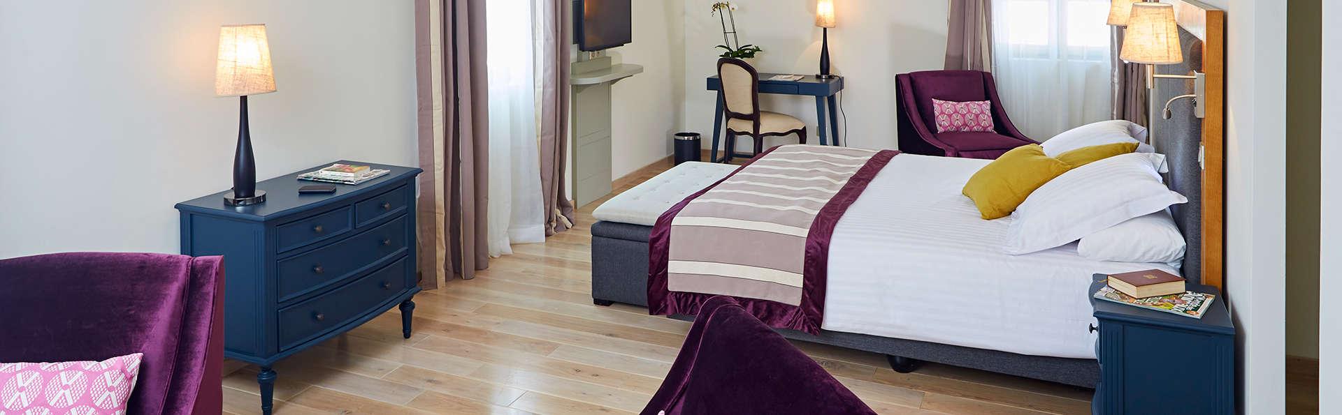 Week-end détente en chambre Deluxe près de Chartres