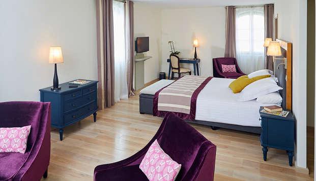 Relax en habitación deluxe cerca de Chartres
