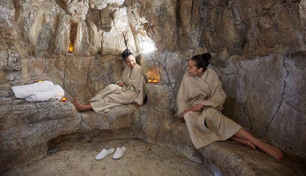 Bienestar con masaje en Maintenon