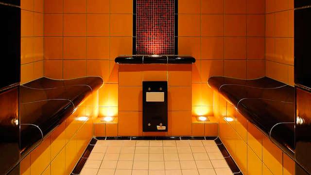 accesso alla spa