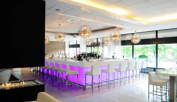 Profitez du luxe et de l'élégance à La Haye