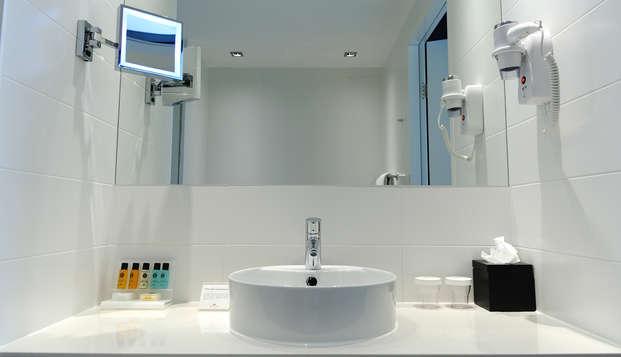 Crowne Plaza Den Haag - Promenade Hotel - bathroom cf