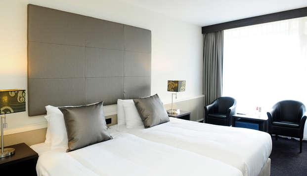 Crowne Plaza Den Haag - Promenade Hotel - Deluxe-room-
