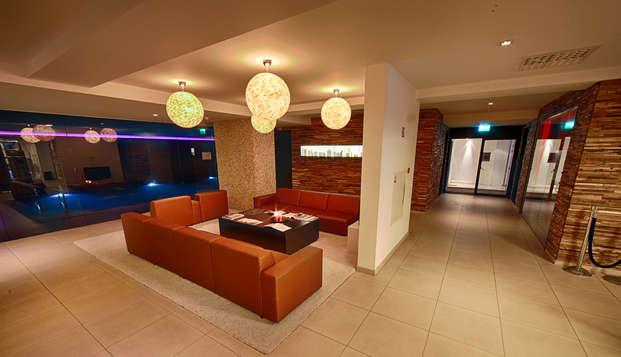 Crowne Plaza Den Haag - Promenade Hotel - lobby
