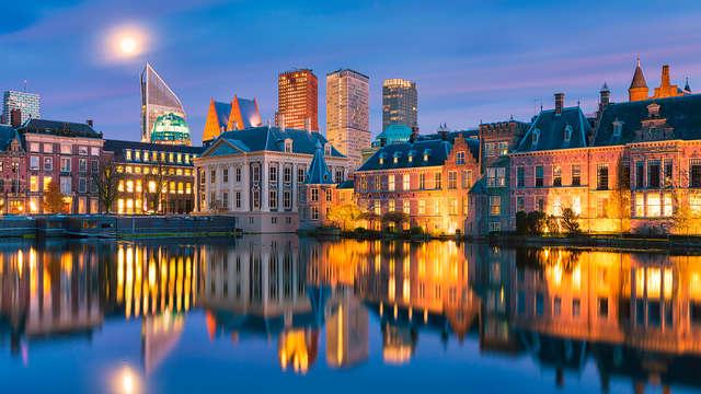 La Haye à son meilleur !