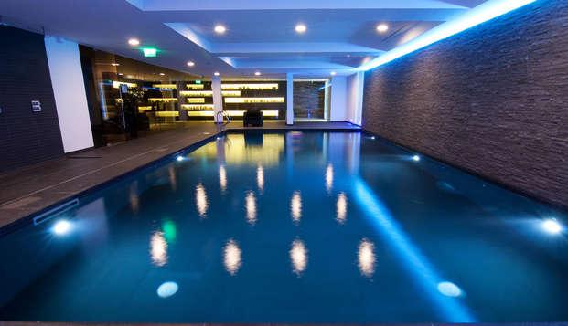 Crowne Plaza Den Haag - Promenade Hotel - pool
