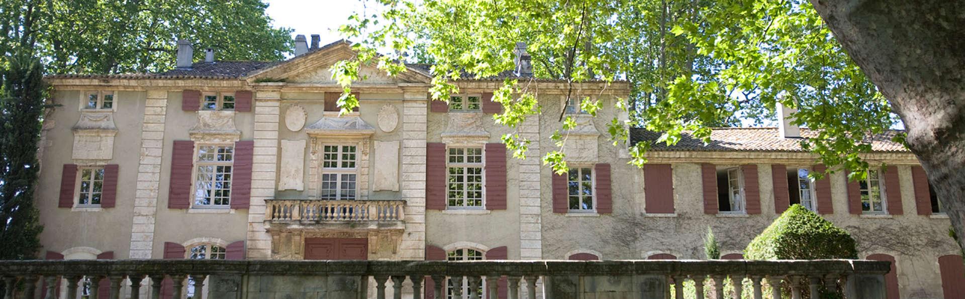 Week-end de charme à Saint Rémy de Provence