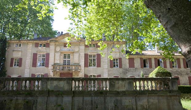 Escapada con encanto en Saint-Rémy-de-Provence