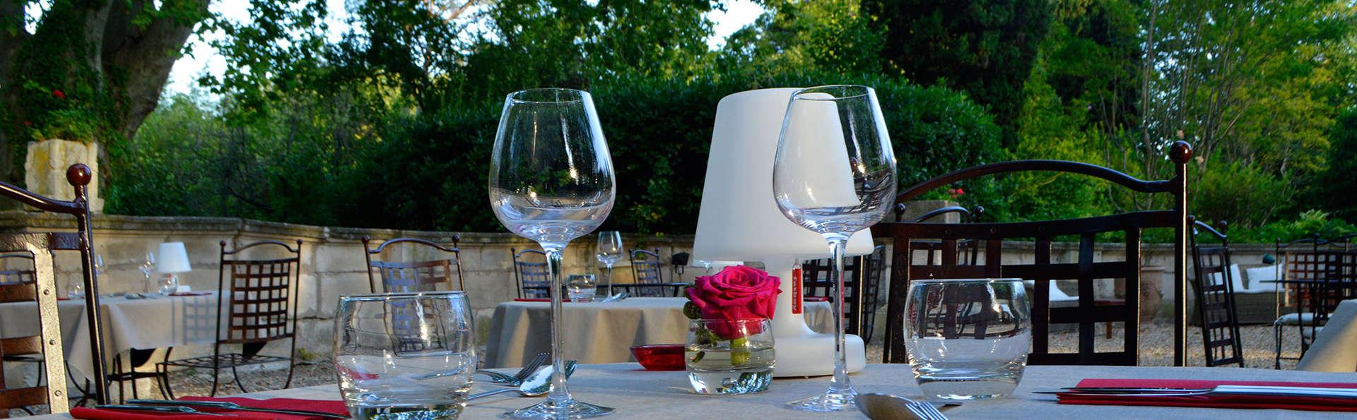 Nouvel an gourmand dans un élégant château à Saint Rémy de Provence !