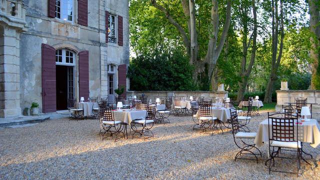 Week-end avec dîner à Saint Rémy de Provence