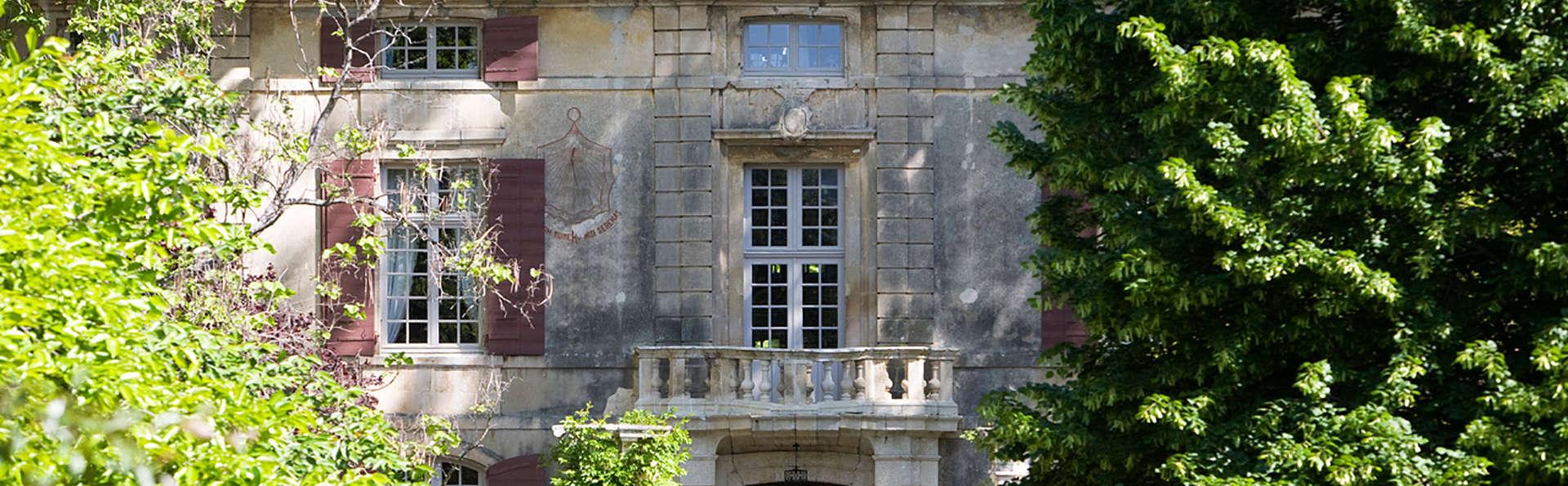 Séjour de charme à Saint Rémy de Provence (à partir de 2 nuits)