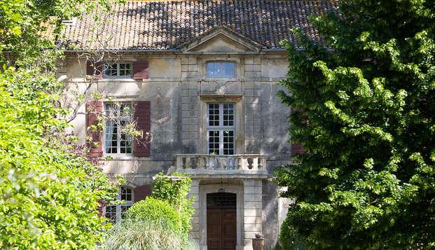 Oferta especial: Escapada de ensueño a Saint-Rémy-de-Provence (desde 2 noches)