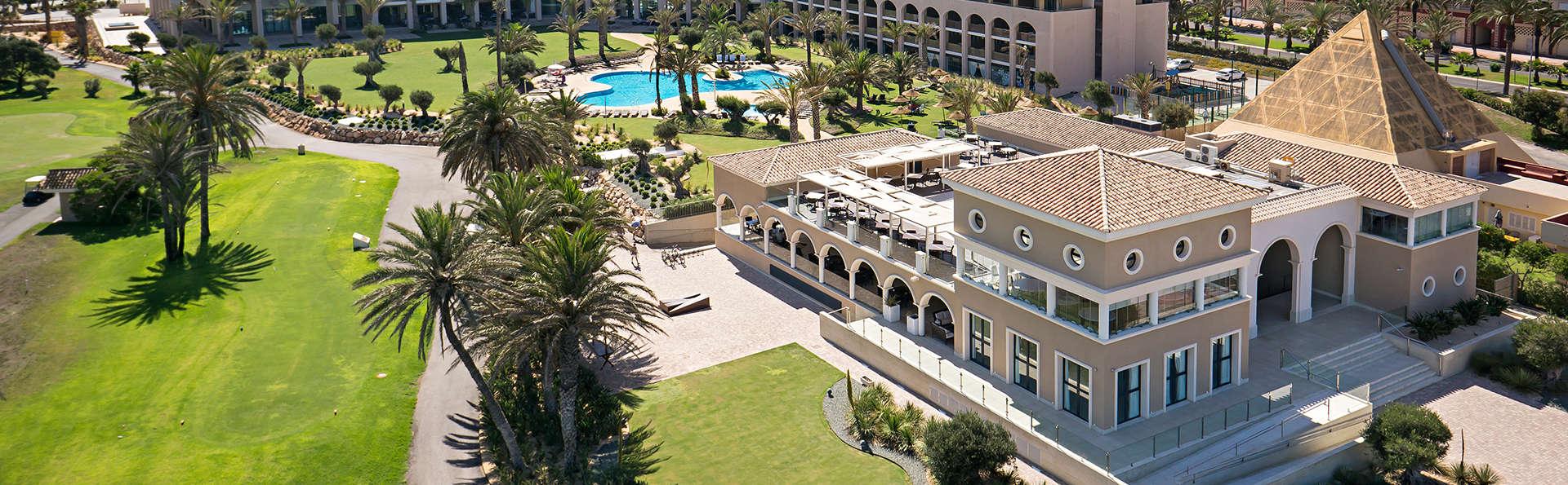 Gastronomía & Relax: escapada de lujo en un resort 5* en la Costa de Almería