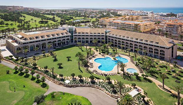 Escapada de lujo 5*: escápate a este resort y descubre la Costa de Almería