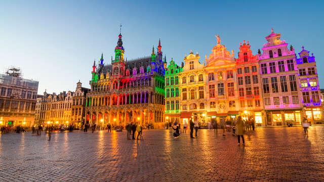 Séjour découverte à Bruxelles