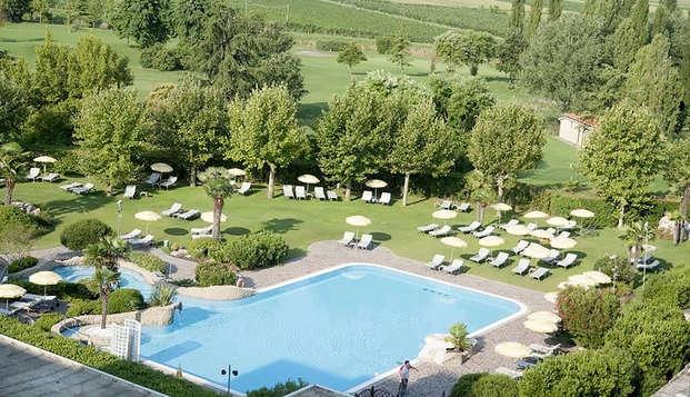 Immergetevi nel relax di Galzignano Terme in un elegante resort