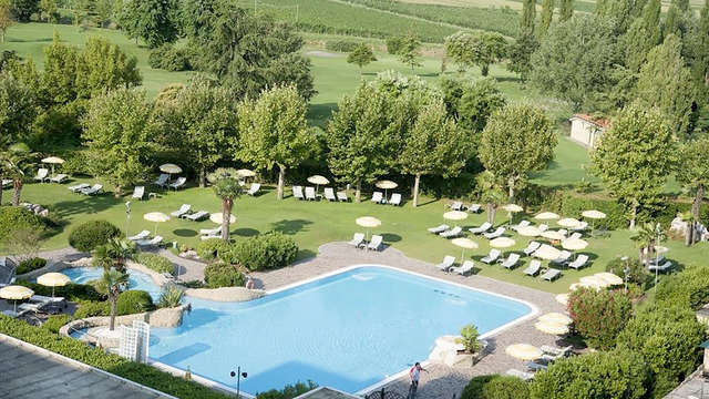 Weekend di benessere a Galzignano Terme con accesso alla piscina termale