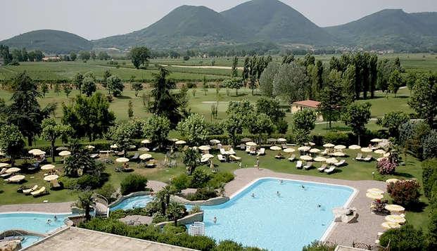 Relax e benessere a Galzignano Terme con accesso alla SPA e cena!