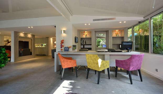 Cezanne Hotel Spa - receptionc