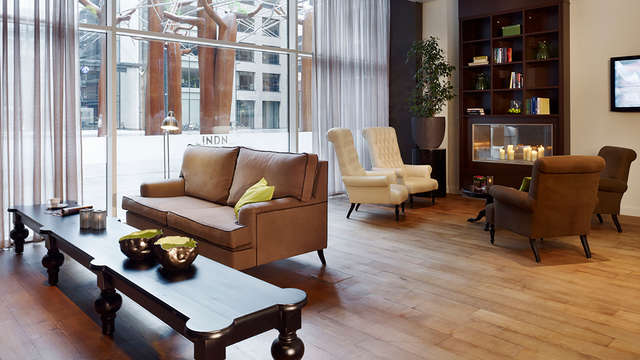 Lindner WTC Hotel City Lounge Antwerp