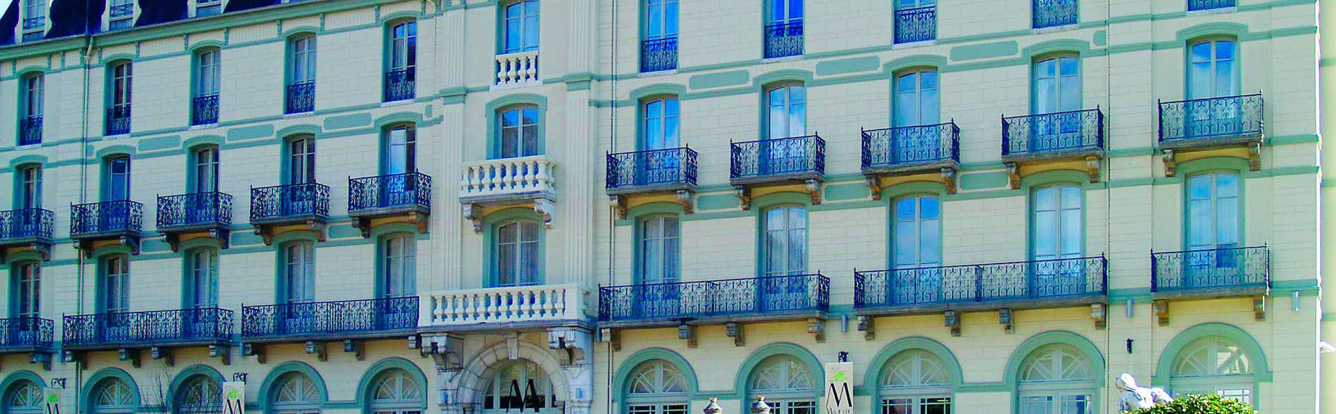 Hôtel Le Majestic  - EDIT_front32.jpg