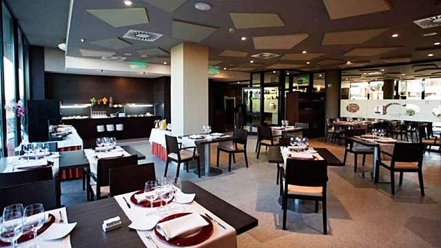 Hotel Spa Real Ciudad De Zaragoza