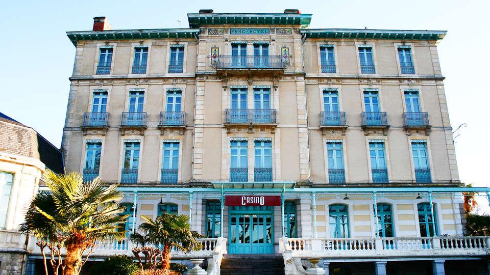 Hôtel du Parc - Salies de Béarn - EDIT_front3.jpg