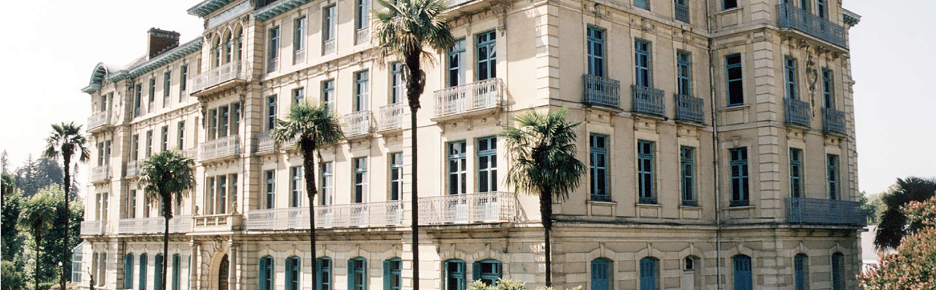 Hôtel du Parc - Salies de Béarn - EDIT_front.jpg
