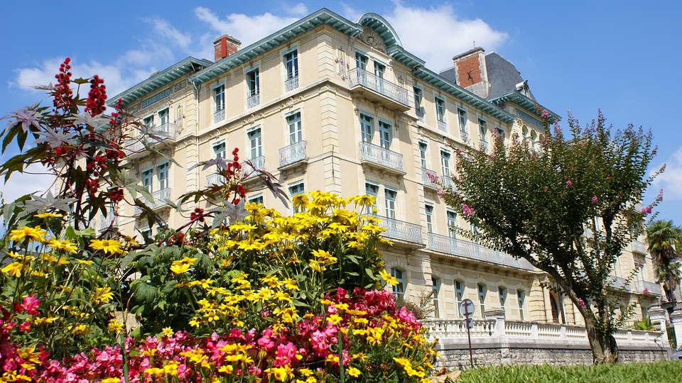 Hôtel du Parc - Salies de Béarn - EDIT_front1.jpg