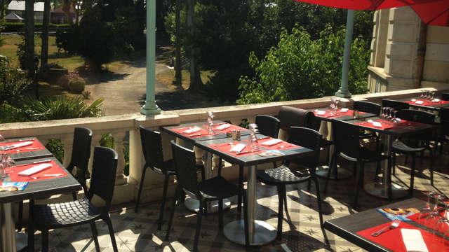 Estancia gourmet en Salies de Béarn