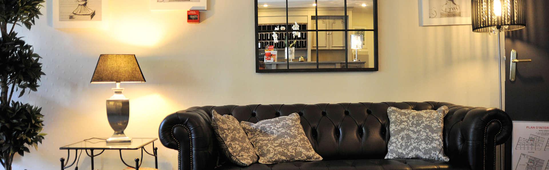 Week-end romantique avec champagne près des Sables-d'Olonne