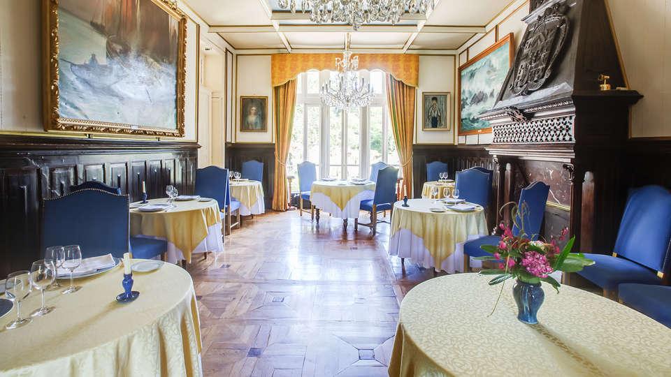 Château du Val  - EDIT_restaurant.jpg