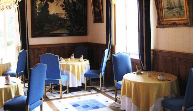 Chateau du Val - restaurant