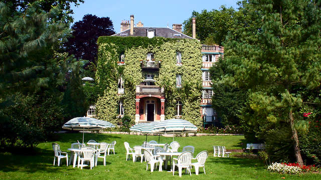 Hotel Belle Isle sur Risle