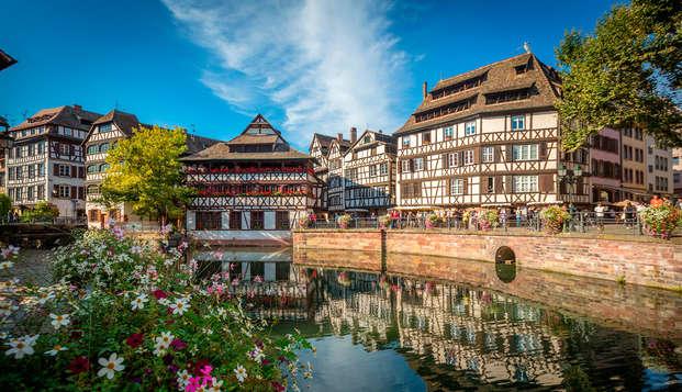 Séjour entre amis au coeur de Strasbourg
