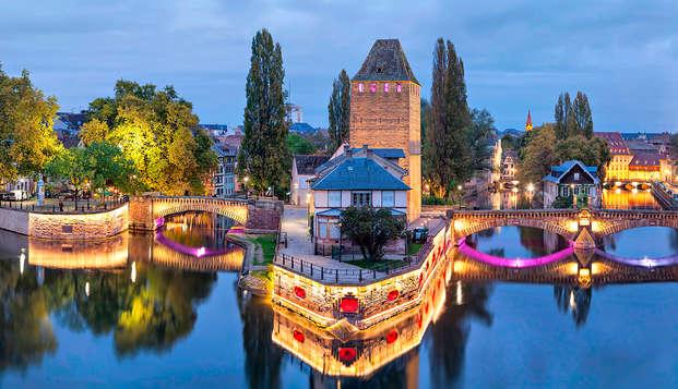 Ontspannende pauze in Straatsburg (vanaf 2 nachten)